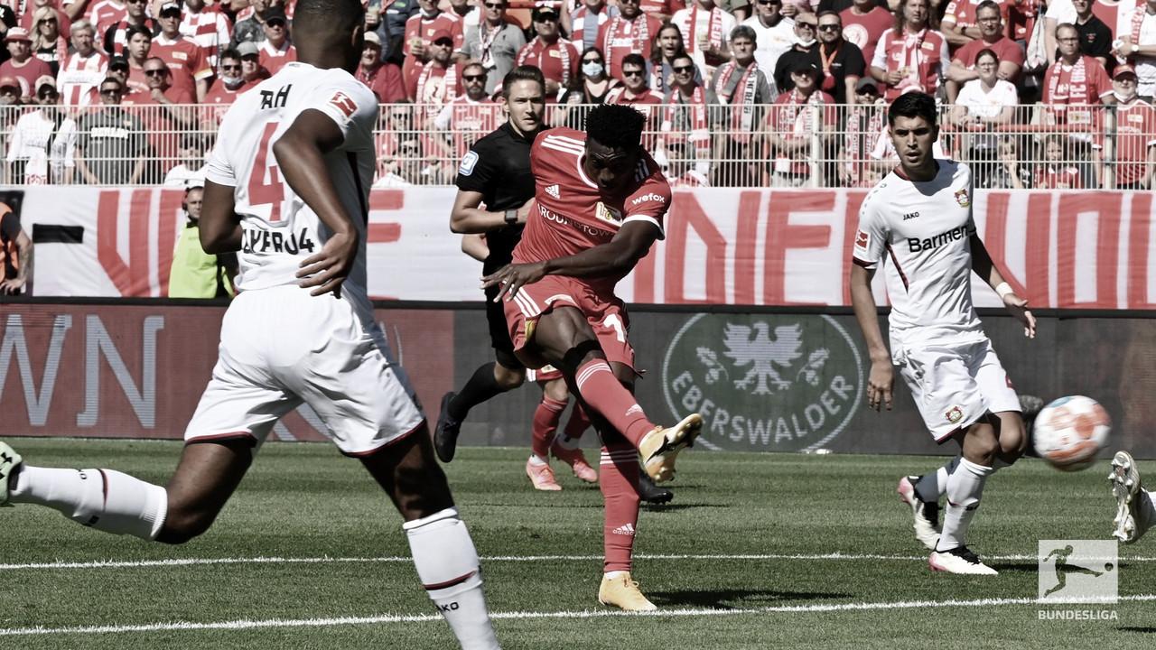 Union Berlin e Bayer Leverkusen fazem começo movimentado, mas só empatam na Bundesliga