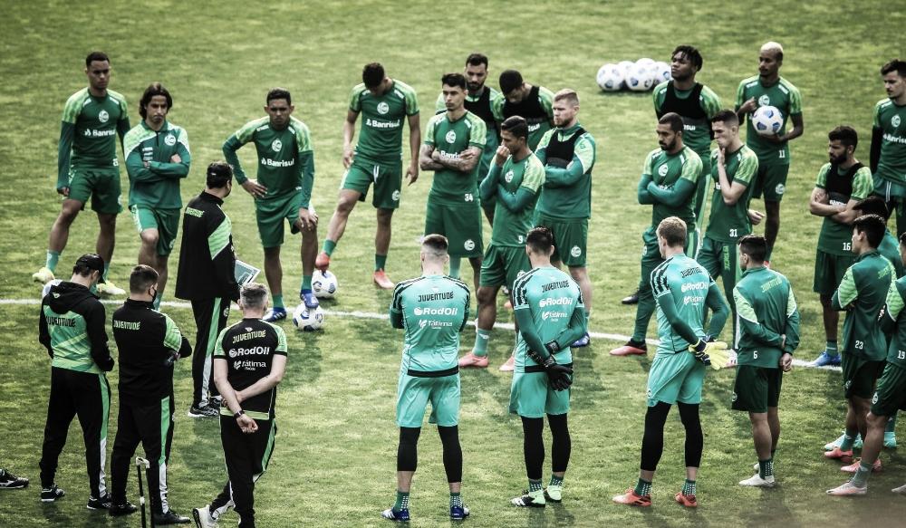 Em recuperação no Campeonato Brasileiro, Juventude recebe embalado Fortaleza