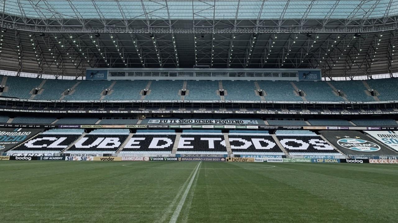 Na Arena, Grêmio e Flamengo começam confronto nas quartas da Copa do Brasil