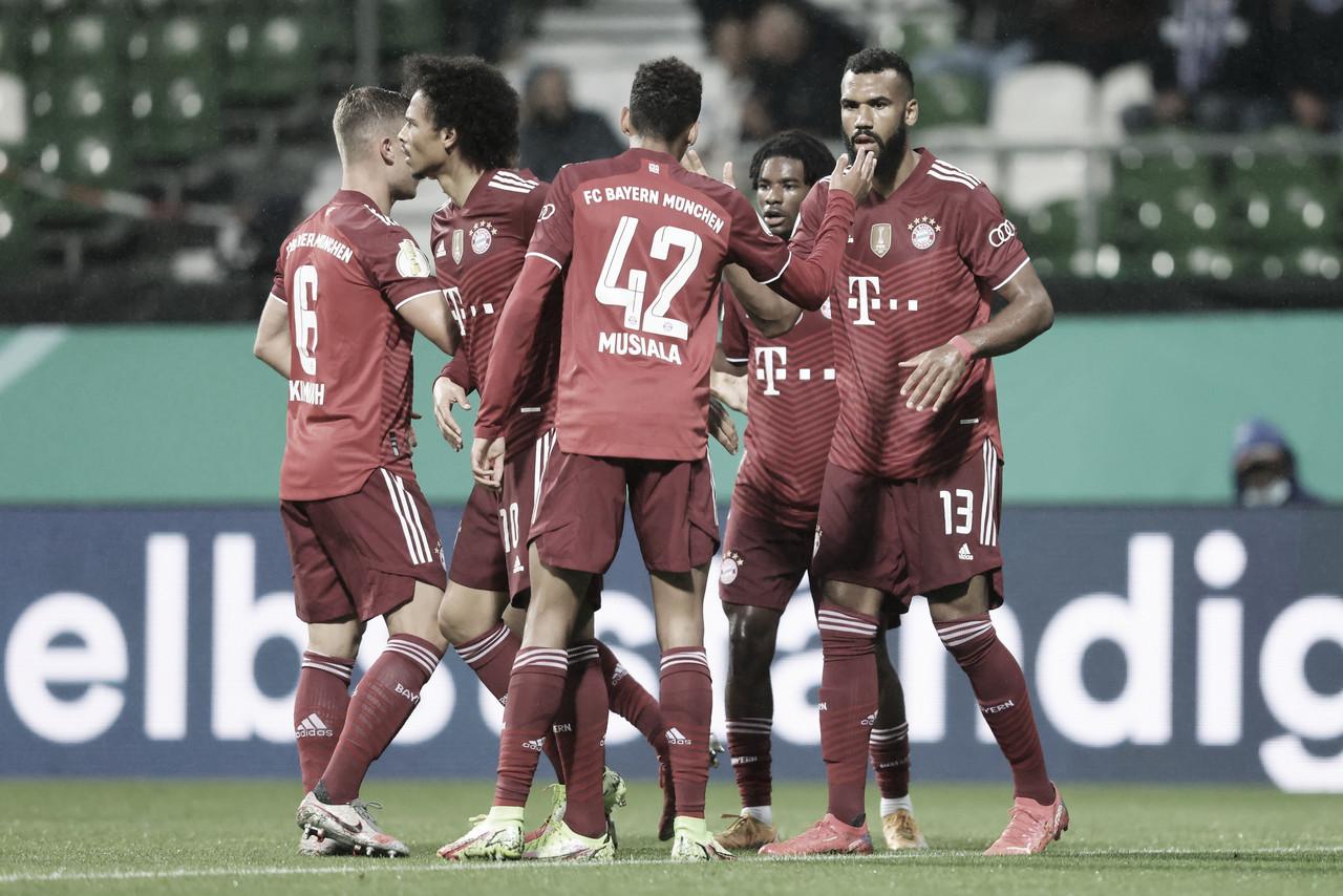 Festín bávaro y goleada histórica (0-12)