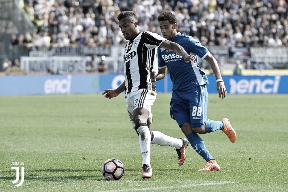 Gols e melhores momentos para Juventus 0x1 Empoli pela Serie A