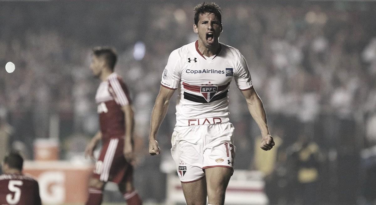 Ele está de volta! Após cinco anos, Calleri retorna ao São Paulo