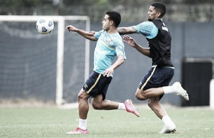 Fernandinho projeta desafio contra o Santo André pelo Paulista Sub-20