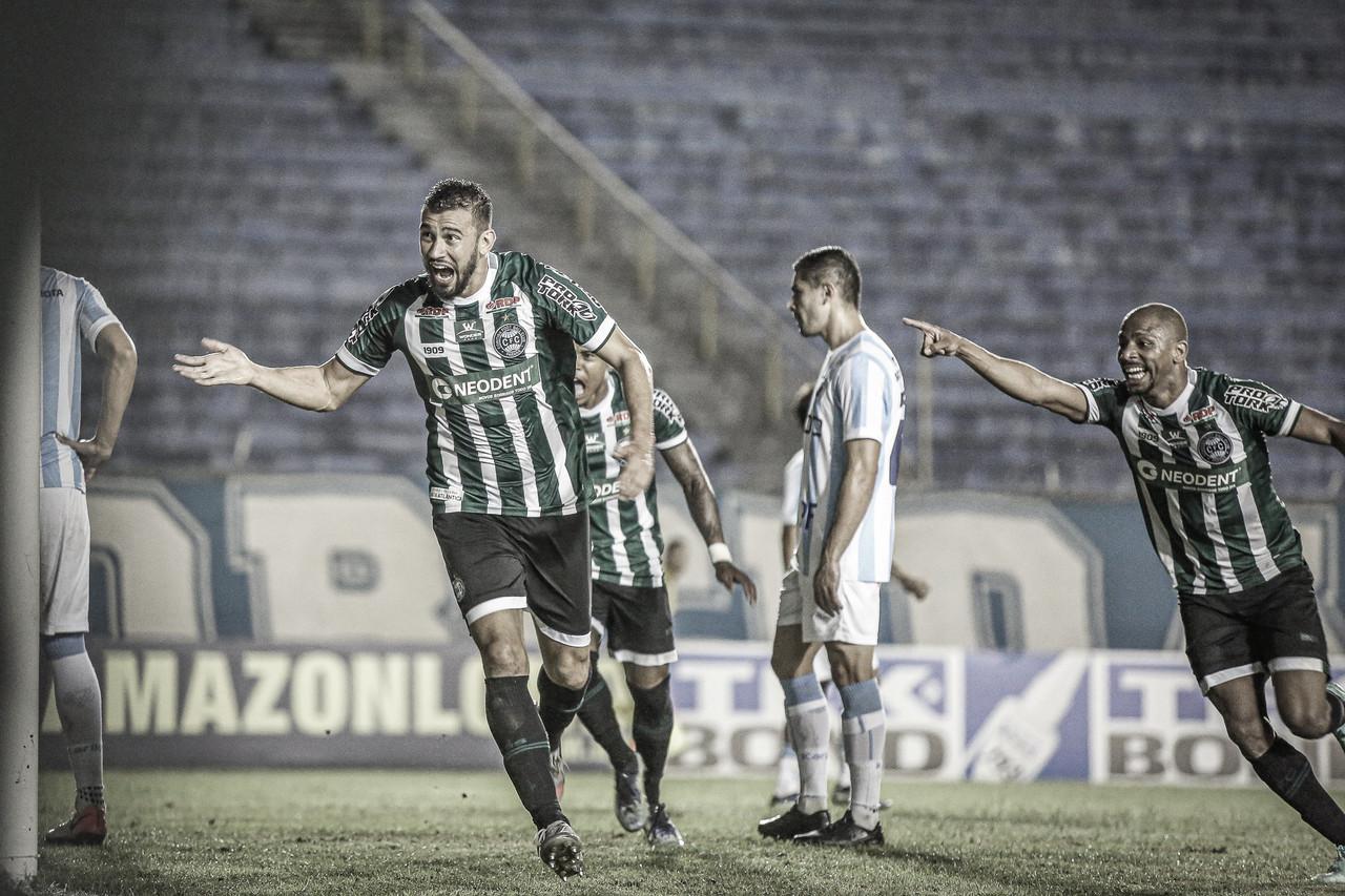 Coritiba busca virada contra Londrina e segura liderança da Série B