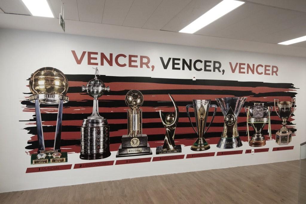 Projeto internacional do Flamengo visa vaga na Champions League