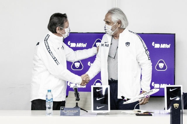Miguel Mejía Barón, nuevo Vicepresidente Deportivo de Pumas