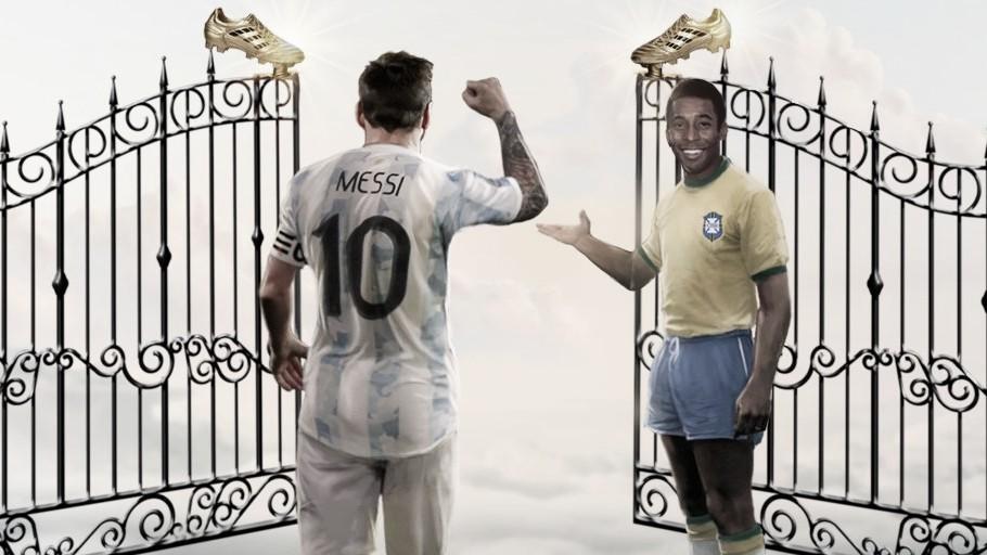Com hat-trick diante da Bolívia, Messi passa Pelé e bate dois recordes sul-americanos