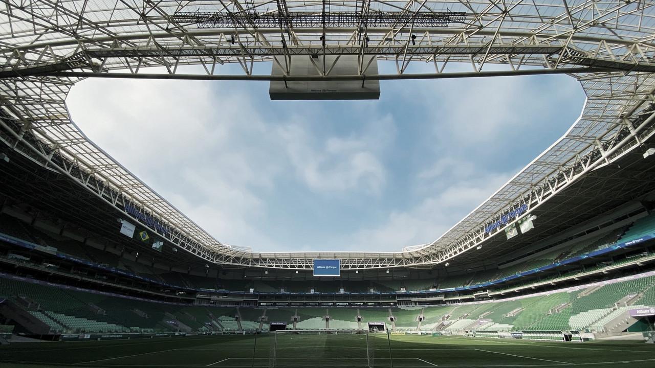 Completo Palmeiras encara desfalcado Flamengo em duelo de gigantes no Allianz