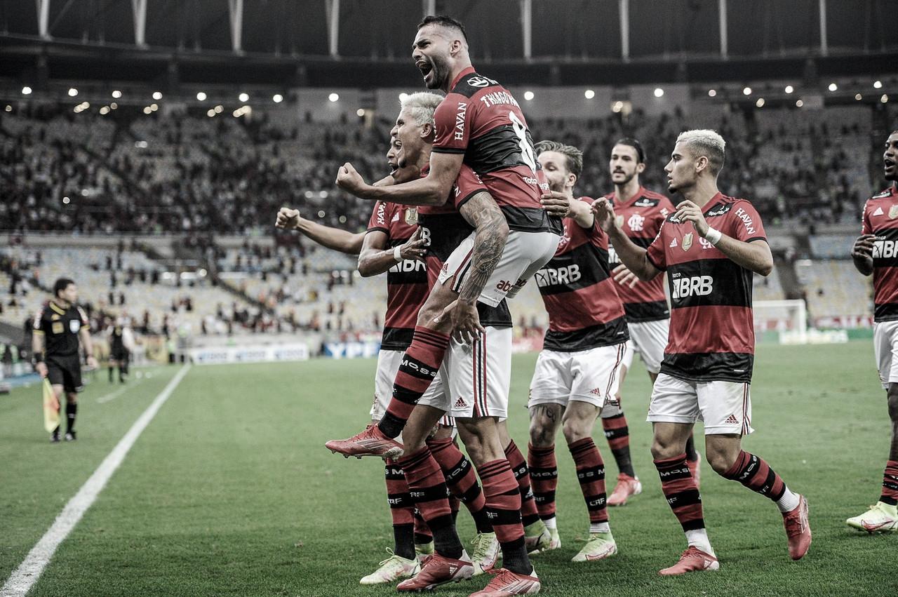 Flamengo supera Grêmio mais uma vez e avança para a semifinal da Copa do Brasil