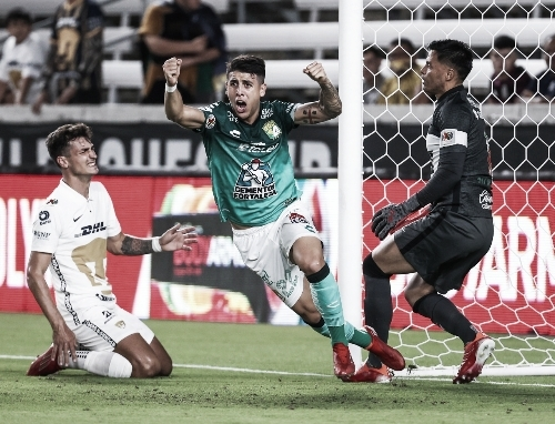 Pumas está eliminado de la Leagues Cup