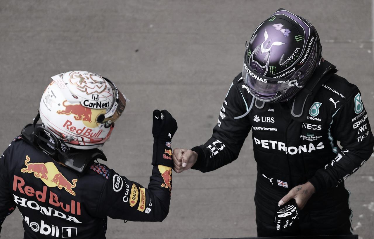 Análise: o que esperar da briga entre Hamilton e Verstapenn na Turquia?