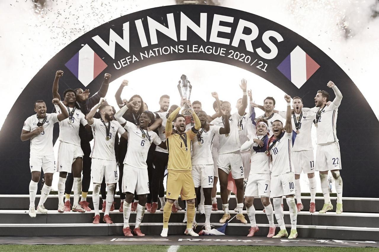 Francia, campeona de la UEFA Nations League 2021