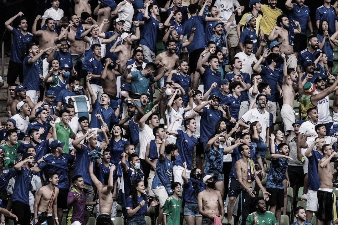 Com torcida, Cruzeiro recebe empolgado Botafogo pela Série B