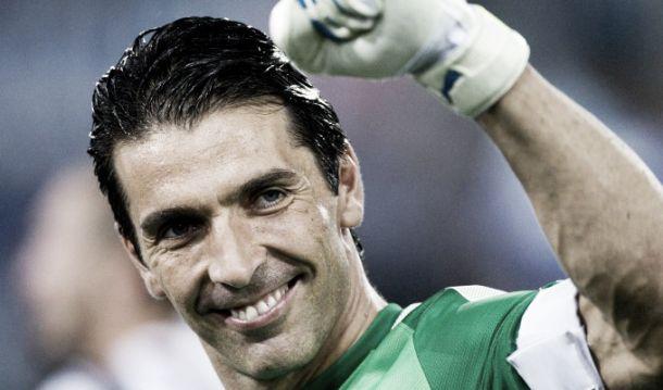 """Buffon incontenibile, con il sogno Champions nel cassetto: """"Se sto così bene non c'è ragione di mollare"""""""