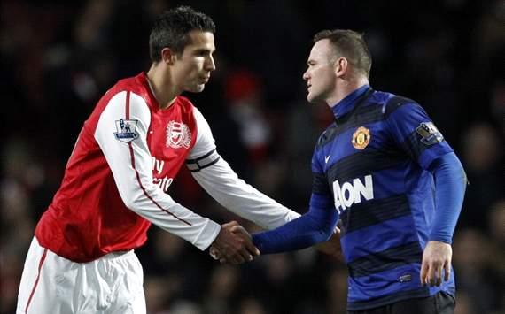 Van Persie cambia el rumbo del Manchester United