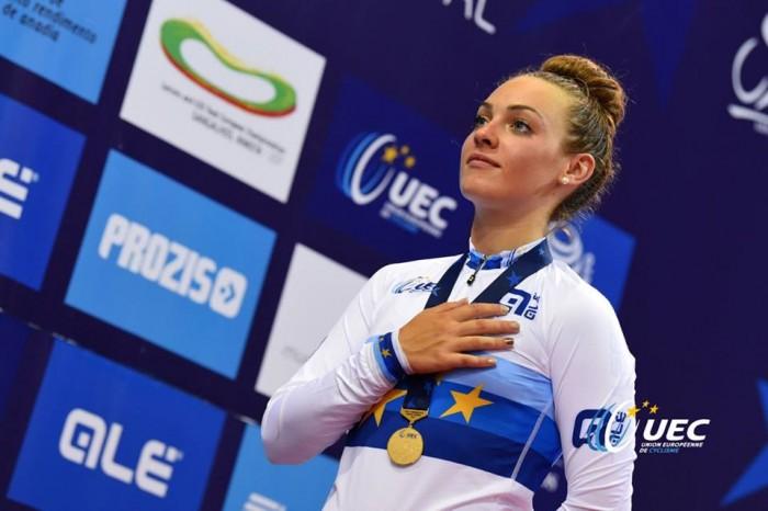 Ciclismo, mondiali di Bergen, Oro per l'azzurra Pirrone