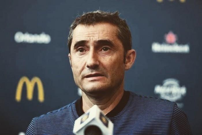 "Barcellona, parla Valverde: ""Neymar-Psg? Solo voci"""