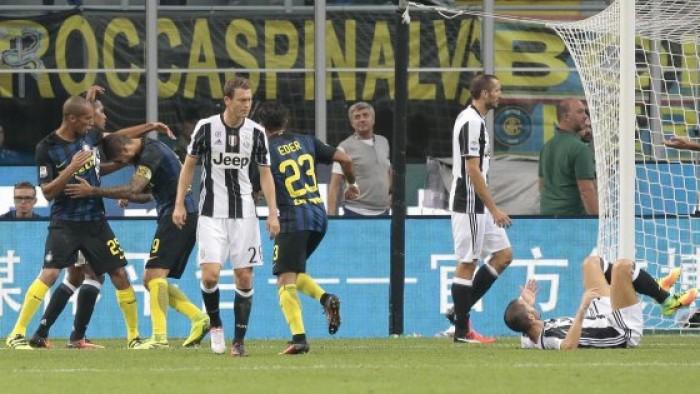Juve, le pagelle del tracollo con l'Inter: brilla solo Sandro, disastro Asamoah