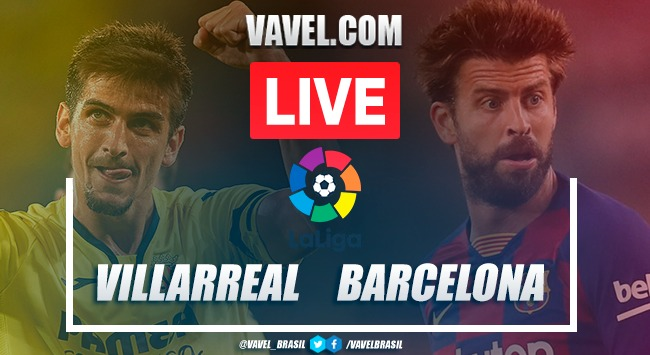 Resumen Villarreal vs Barcelona (1-4)