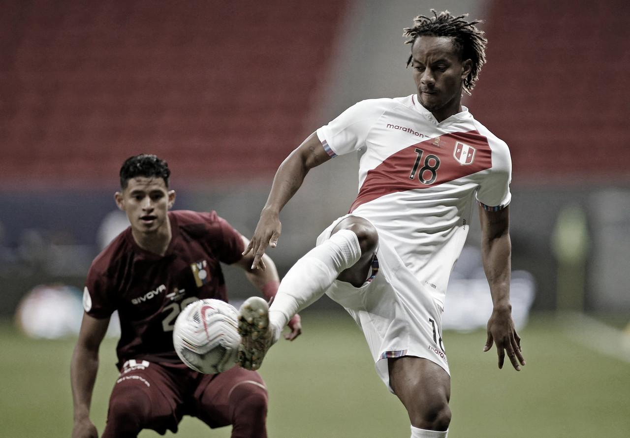 Perú revela su convocatoria definitiva para la Clasificación Sudamericana 2022