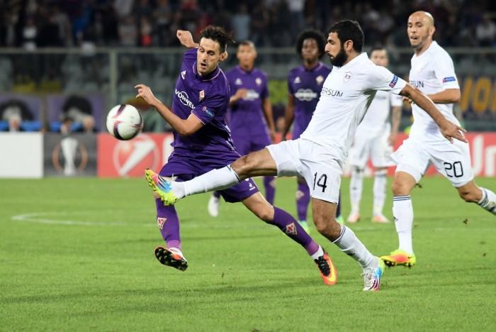 Europa League, Fiorentina: un punto a Baku per chiudere davanti