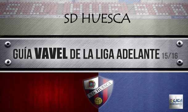 SD Huesca SAD 2015/2016: lo importante es mantenerse