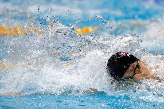 Budapest 2017, Gran Bretagna d'oro nella 4X200 s.l. maschile. Sesta l'Italia