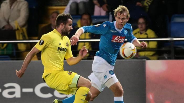 """Villareal-Napoli 1-0. Maurizio Sarri: """"Possiamo ribaltare il risultato. Arbitraggio scadente"""""""