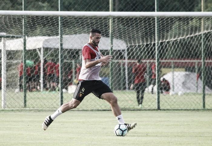Ronaldo Alves analisa boa fase no Sport e celebra retorno à Ilha do Retiro