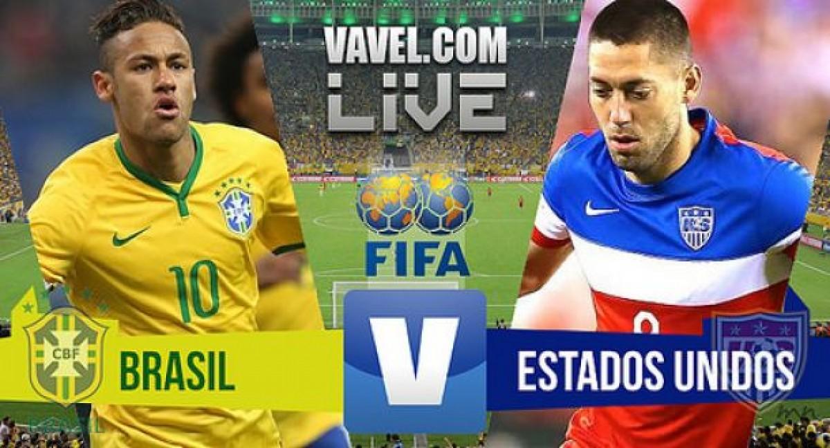Resultado de Brasil 2 x 0 Estados Unidos em Amistoso Internacional ... 74c275dd10f82