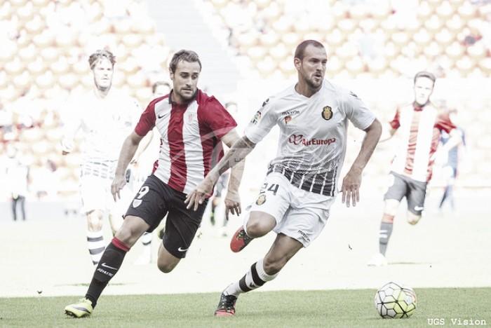 Mallorca vs Bilbao Athletic en vivo y en directo en Liga Adelante 2016 (2-3)