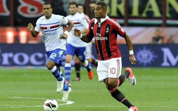 La Sampdoria pesca los tres puntos de San Siro