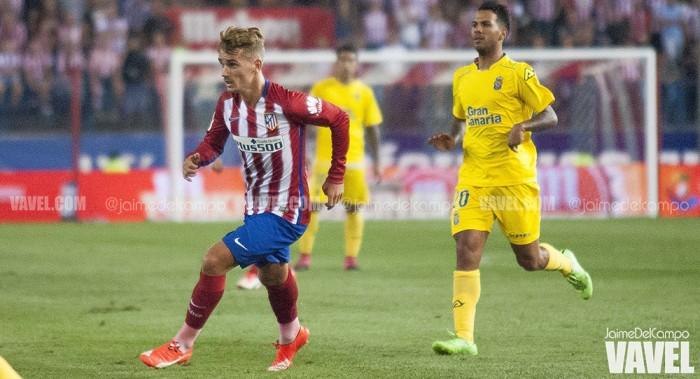 Las Palmas y Atlético, dos rivales en buena racha