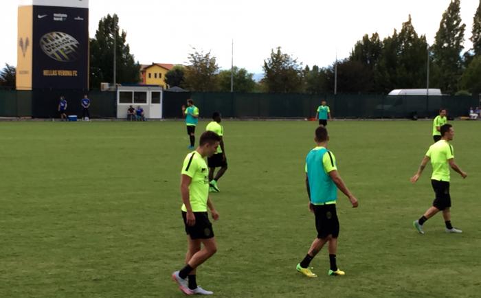 Hellas Verona: Kishna sempre più vicino, Felicioli conta di fare bene