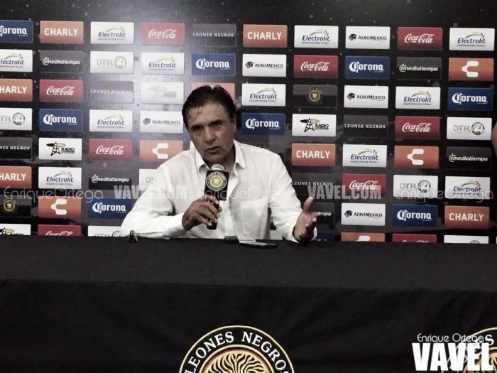 "Jorge Dávalos: ""A todos nos deja mal este resultado"""