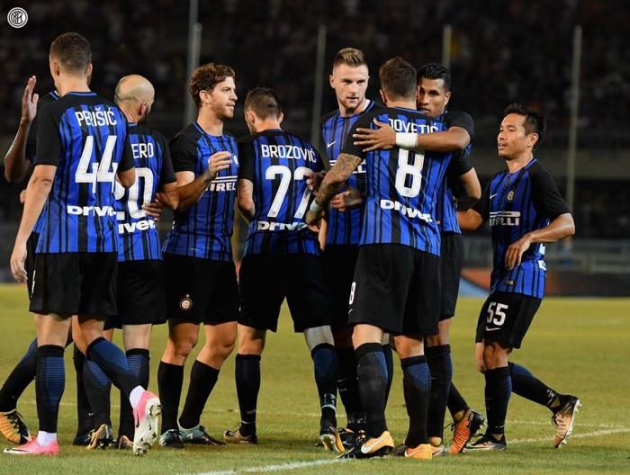 L'Inter ne fa tre, Villarreal al tappeto