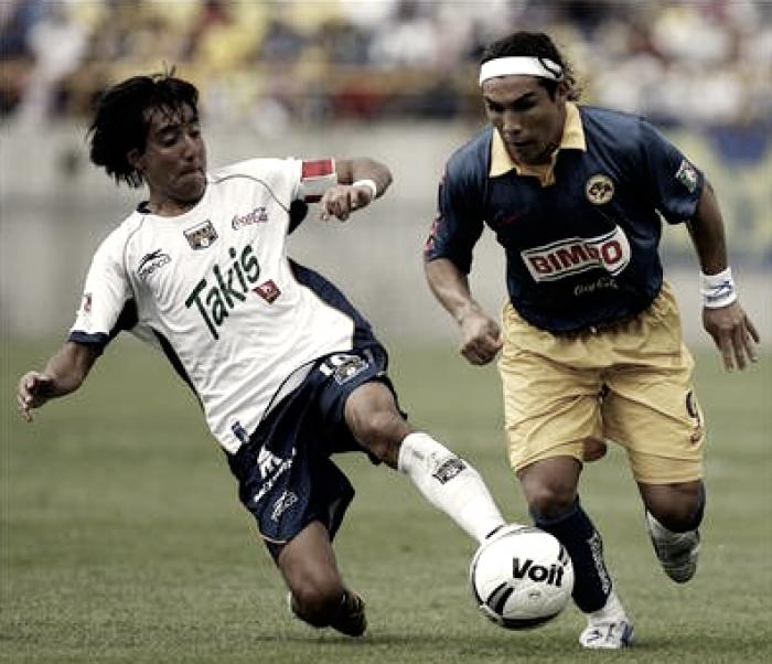 América, San Luis y el debut de Salvador Cabañas