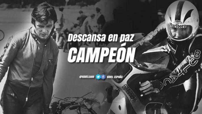 Querido Ángel Nieto: Descansa en paz, campeón