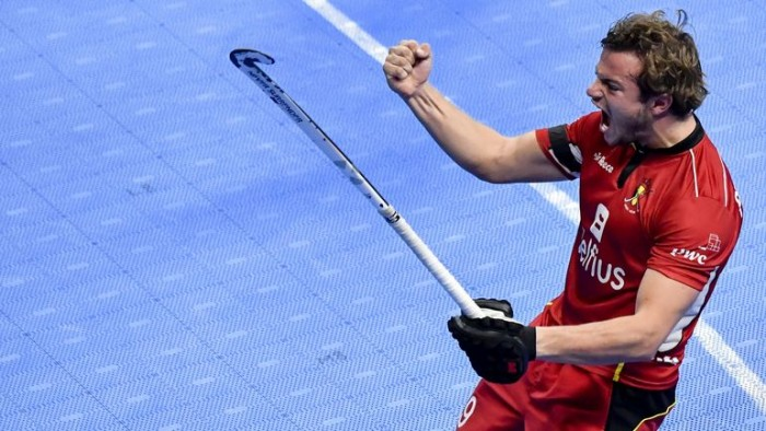 Euro Hockey Indoor: la Belgique crée la sensation