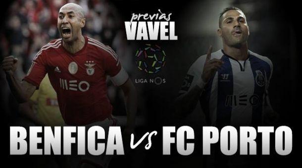 Benfica - Oporto: la liga está en juego