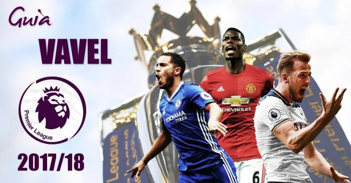 Guía VAVEL de la Premier League 2017/18: el trono inglés busca dueño