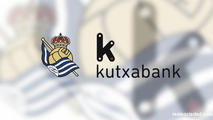 Acuerdo entre la Real Sociedad y Kutxabank