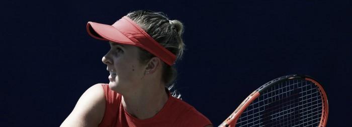 Svitolina supera Wozniacki e conquista seu quinto título no ano em Toronto