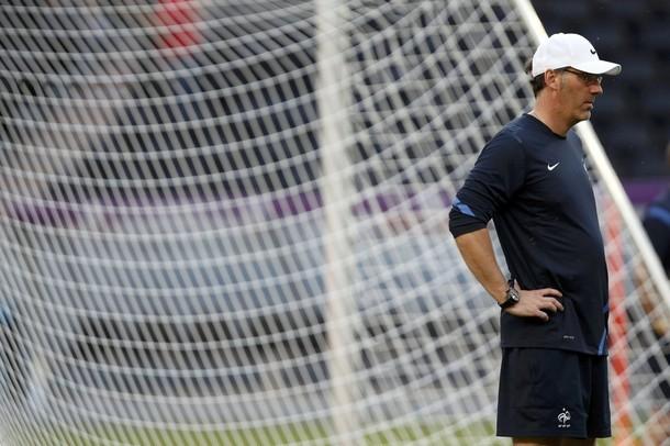 España 2-0 Francia; Puntuaciones de la selección francesa