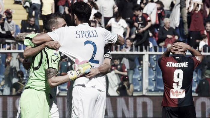 Genoa: altra gara persa, contro il Chievo toccato il fondo