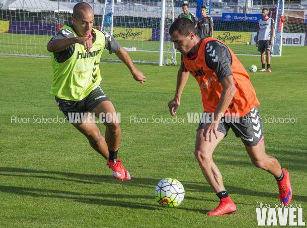 El Pucela vuelve a los entrenamientos pensando en el Real Oviedo