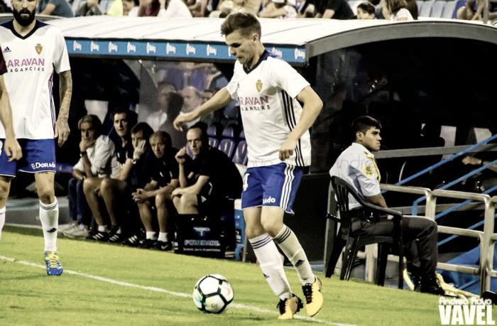 Aleix Febas, el mejor frente al Lorca según la afición