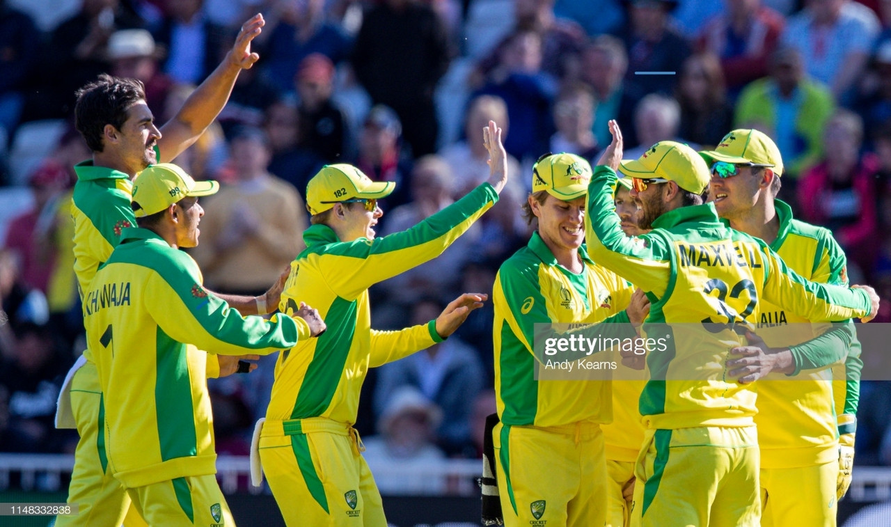 2019 Cricket World Cup: Australia defeat West Indies in thrilling affair