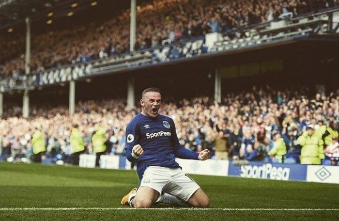 Premier League - Rooney regala la prima gioia all'Everton: battuto 1-0 lo Stoke