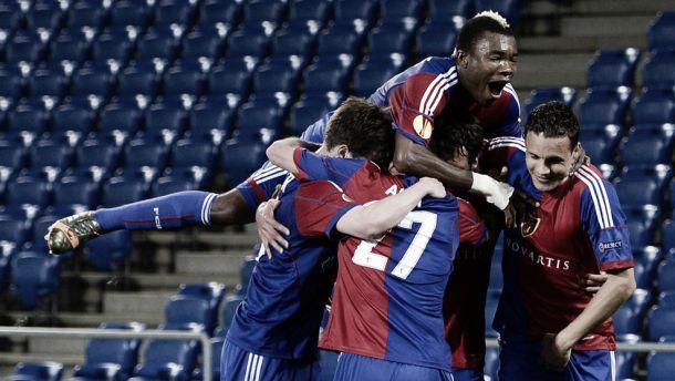 Com boas atuações de Delgado e Stocker, Basel vence Valencia